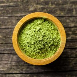 Green Horned Leaf Kratom