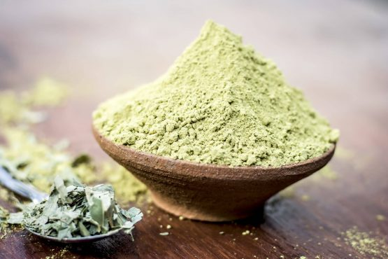 White Sunda Kratom Powder