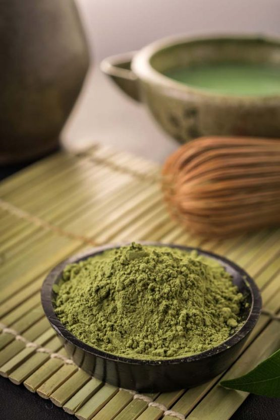 Green Sumatra Kratom Powder