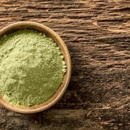 Red Indonesian Kratom Powder