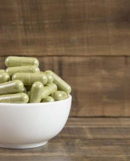 Red Veined Malay Kratom Capsules