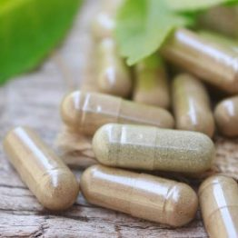 Red Veined Vietnam Kratom Capsules