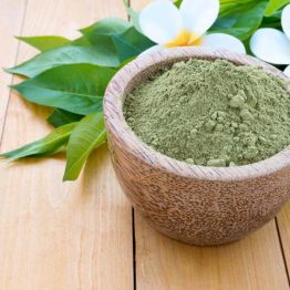 White Vein Vietnam Kratom Powder