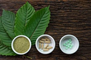 types of kratom products